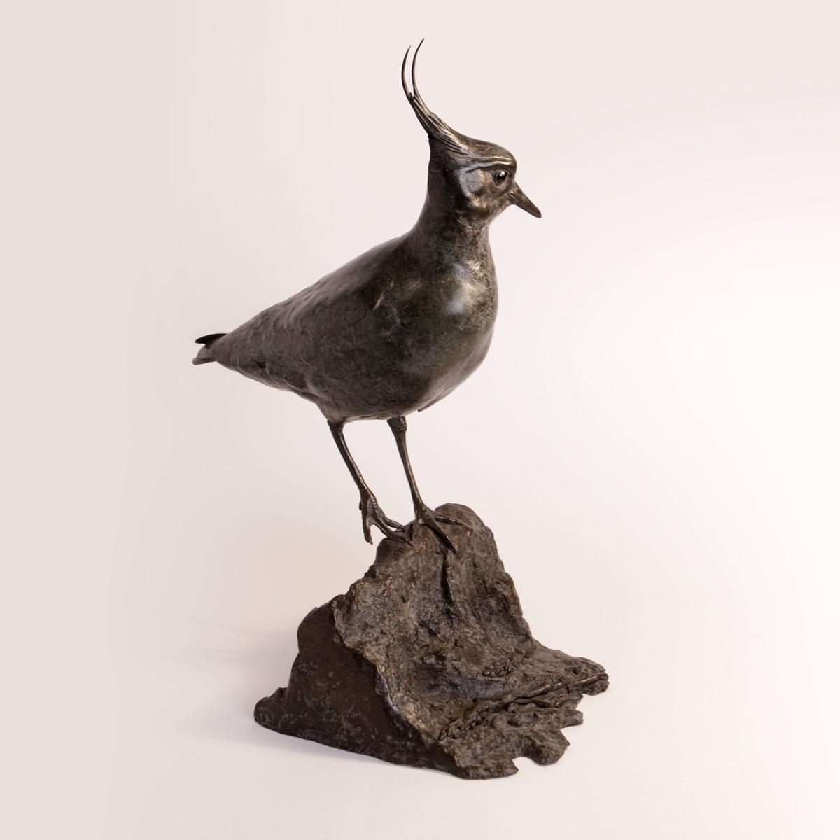 Lapwing Sculpture